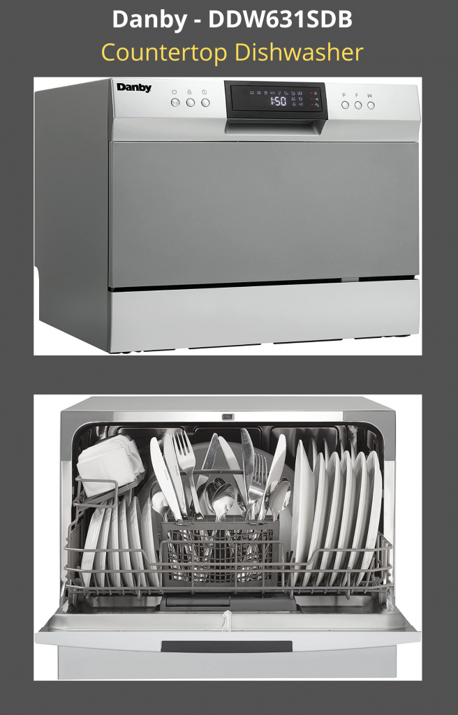 Danby dishwashing machine