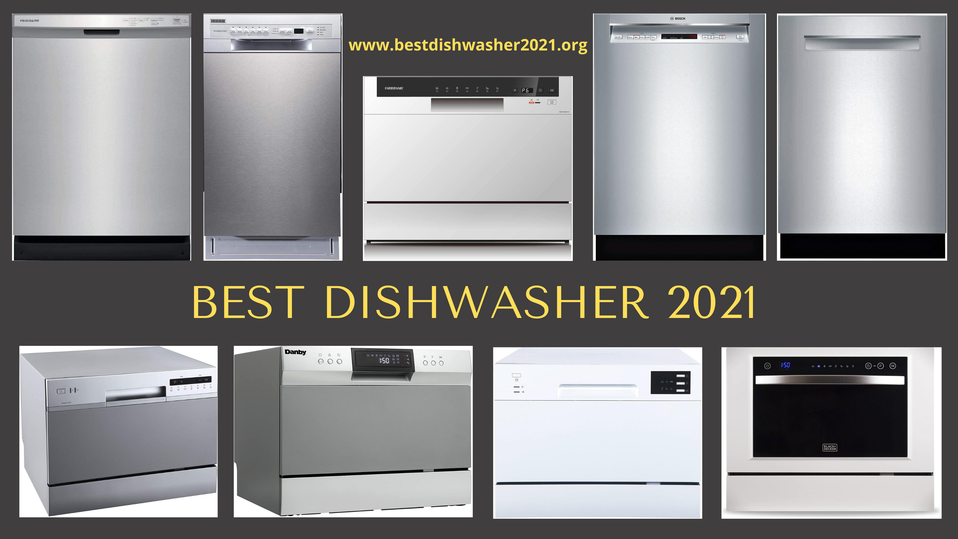 Best Bosch Dishwasher 2021 Best Dishwasher 2021 – Tested Reviews & Buying Guide