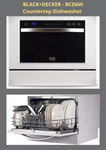 best counter top dishwasher