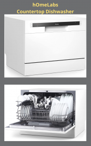 top rated countertop dishwasher