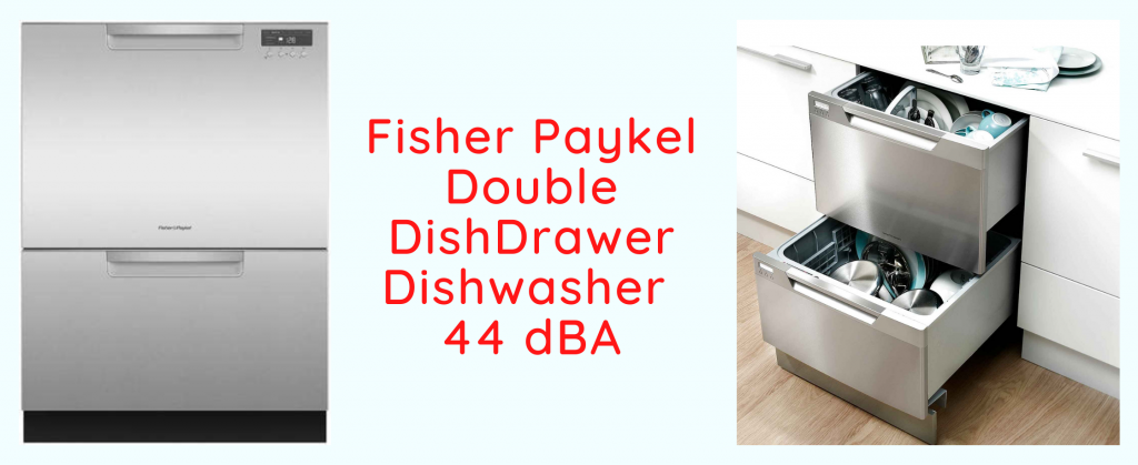 Quiet Water Softener Dishwasher