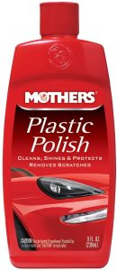 dishwasher plastic polish